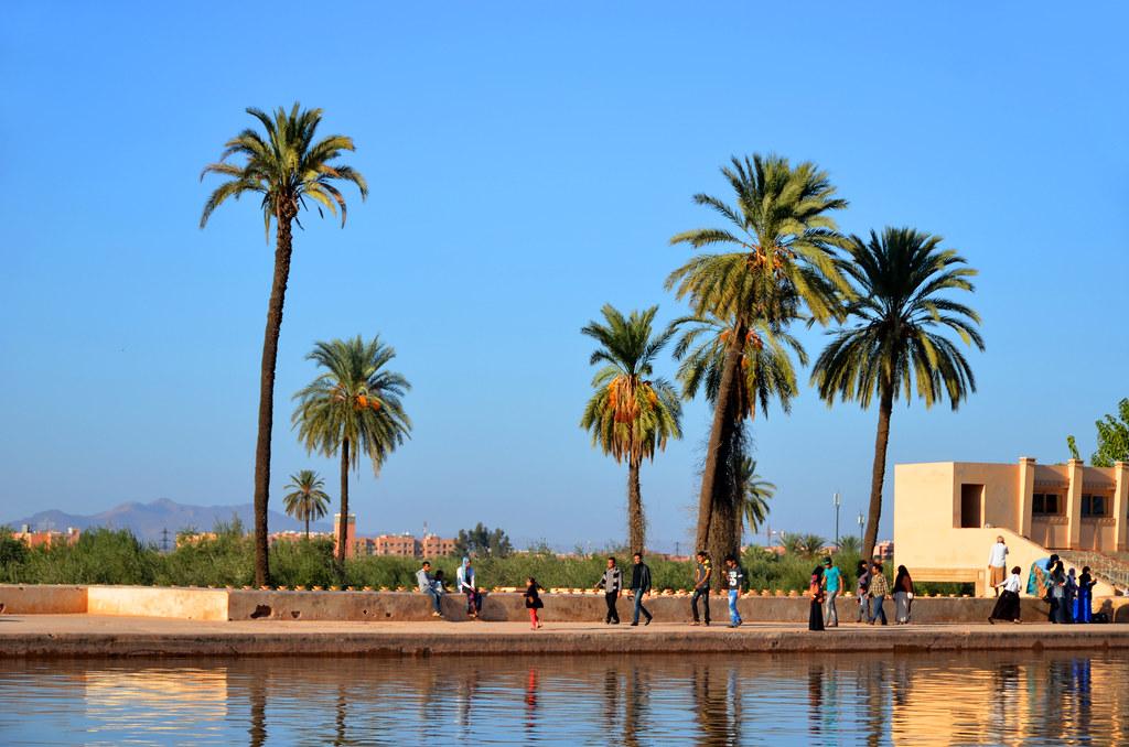 Hotel Palm Menara Marrakech Maroc