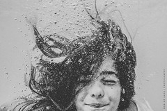 Underwater portrait (Robert Lang Photography) Tags: ocean life sea portrait people blackandwhite bw art girl face horizontal contrast swim hair fun photography photo amazing photographer underwater play photos candid air fineart australia bubbles photograph sa moment splash breathe eyesclosed southaustralia oneperson freelance worldsbest robertlang portlincoln freelancephotographer holdingbreath eyrepeninsula underwaterportrait commercialphotographer portlincolnsouthaustralia robertlangphotography robertlangphotographyportlincoln worldsbestunderwater