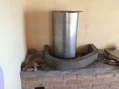 RMH0065 (velacreations) Tags: rmh woodburningstove rocketmassheater
