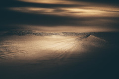 Into the Abyss (Hailey Jean) Tags: water clouds landscape golden boat scenery waves seat horizon ripples theocean goldenhour abyss