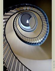 """""""Lycée Fabert"""" - Metz (Moselle, Lorraine, France) (LauterGold) Tags: lycéefabert treppe metz escalier treppenauge stairs escaleras"""
