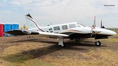 Maringá (SBMG/MGF) - Piper PA34-220 Seneca  PR-AJC