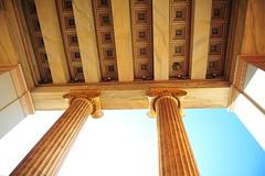 GrEEcE is... (sifis) Tags: athens greece university sakalak nikon d700 2470