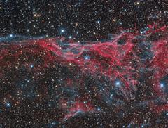 Pickering's Triangle in the Veil (Oleg Bryzgalov) Tags: astrophoto deepspace veil cygnus pickeringtriangle astrometrydotnet:id=nova1895304 astrometrydotnet:status=solved