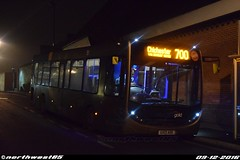 27844 (northwest85) Tags: stagecoach chichester gold gx13 aog 27844 alexander dennis adl enviro 300 700 anchor springs littlehampton gx13aog bus