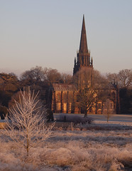 2016_12_0516 (petermit2) Tags: winter frost chapelofstmarythevirgin stmarythevirgin saintmary church chapel clumberpark clumber sherwoodforest sherwood nottinghamshire nationaltrust nt