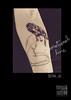 emotional_line (MiMuSa Tattoo) Tags: segundo tatuaje tattoo lineart mechanical casco mujer