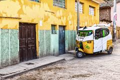 Taxi (JanJungerius) Tags: peru urubamba taxi mototaxi motortaxi transport vehicle fahrzeug straat street strase nikond750 tamronsp2470mmf28 outdoor