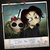 Die to ME (Osvaldo de Sodoma) Tags: amor calavera mattepainting skull sodoma studio osvaldo subrealista surealista painting mate craneo literario cero