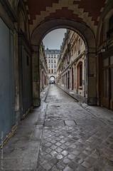 Passage du Désir. Paris, janv 2017 (Bernard Pichon) Tags: paris îledefrance france fr bpi760 passage insolite
