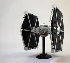 TIE (Rogue Bantha) Tags: lego starwars tie