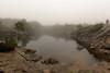 Misty pond (villeah) Tags: norway path scenery nature hiking preikestolen landscape mist pond rogaland no