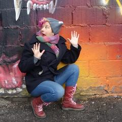 DSC02545 (Moodycamera Photography) Tags: topw2017rs garfitialley toronto ontario squareformat rx100 sony minimalist portrait photowalk queenstreet garfitti wallart