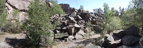 Stenbrott nära Bottna 2008 (2)