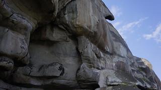 Gigantescas piedras - Lomas de Lucumo