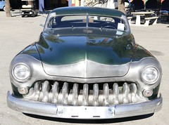 chopped 49 merc (bballchico) Tags: chopped 1949 mercury merc custom gnrs2017 carshow fatboy
