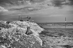 Baywatch (kirza) Tags: baywatch italy lidodivenezia sea sky venice
