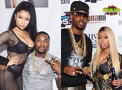 Safaree Samuels Reveals Nicki Minaj Creep With Meek Mill Behind His Back (vibeslinkradio) Tags: behind creep featured minaj nicki ovp reveals safaree samuels vibeslink vlr