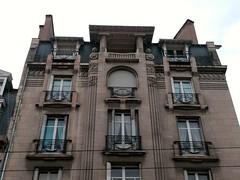 Limoges, Haute-Vienne (Marie-Hélène Cingal) Tags: france nouvelleaquitaine hautevienne limoges 87 fer iron balcons balconies