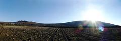 Zennor (Jonny_Jenkin) Tags: sun field lens landscape cornwall glare prism crop flare zennor