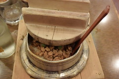 Traditional japanese rice cooker (oezguerc) Tags: japanese rice traditional cooker