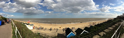 Out and about in Southwold