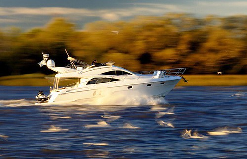 Speedy boat!⛵️🚀 #sea #summer #boat!