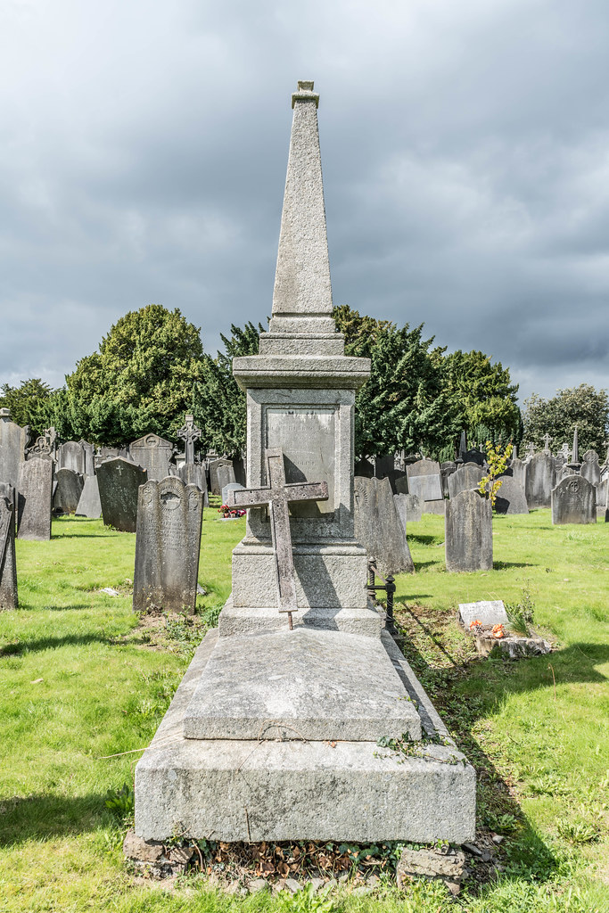 GLASNEVIN CEMETERY [MY FIRST DAY USING THE NEW SONY A7RMkII] REF-107420