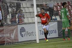 Nàstic 2 - 2 Girona FC (5 - 4), Copa del Rey