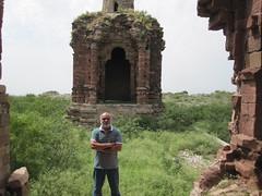 A Day Trip to Malot Temple near Choi village off Kallar Kahar, Pakistan (NatLuv) Tags: pakistan four 4 wanderers wanderer kallar kahar malot