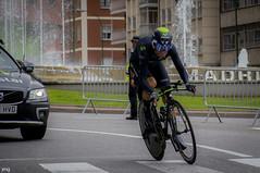 Vuelta Ciclista Espaa (2015) (_JMG_) Tags: espaa bike bicycle nikon cyclist time bicicleta ciclista bici burgos trial vuelta 18140 contrareloj d7100