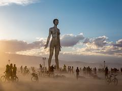 R-Evolution Art Project (Eric Zumstein) Tags: burningman2015 revolution artproject playa art sunset dust people blackrockcity bestcapturesaoi aoi