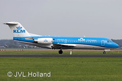 PH-KZS 150920-271-c4 AMS ©JVL.Holland (JVL.Holland John & Vera) Tags: netherlands amsterdam canon europe aircraft aviation nederland airline spl klm kl schiphol ams fokker eham newcolors amsterdamairportschiphol fokker70 klmcityhopper f280070 phkzs jvlholland