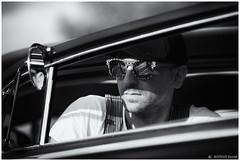 _MG_4665 - Par la fentre (Atypik Photographie) Tags: portrait homme parrain blackdiamond ancien noirblanc rtro