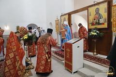 029. Patron Saints Day at the Cathedral of Svyatogorsk / Престольный праздник в соборе Святогорска