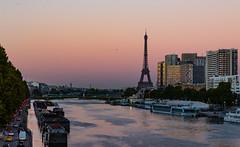 Tour Eiffel - Pont garigliano (c4n4rd) Tags: paris tower eiffel toureiffel pontgarigliano