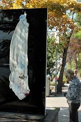 La Foule (recto) (overthemoon) Tags: trees sculpture woman reading schweiz switzerland suisse expo exhibition lakeshore svizzera biennale montreux vaud quais romandie robertbourasseau