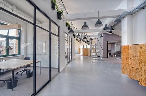CIC Eingangsbereich Foto: Ole Bader