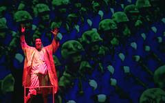 Diário de um Louco (quedy!) Tags: light luz de teatro theater play scenic projection um monologue diário louco projeção elenco peça uberlândia cênica