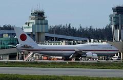 B747-47C Japan Air Force     20-1101 (Andreu Anguera) Tags: galicia galiza santiagodecompostela acoruña lavacolla aeropuertosantiago 201101 andreuanguera japanairforce b74747c