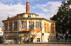"""Museum der Wahrnehmung (""""MRperspektiveFoto"""" Steiermark - Graz - Fotos) Tags: museum graz augarten wahrnehmung hausfassade muwa"""