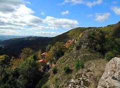 Rocca Ricciarda (anto_gal) Tags: panorama toscana autunno arezzo pratomagno valdarno 2015 lorociuffenna roccaricciarda