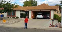 Walter & Skyler White's house in Albuquerque