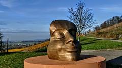 Korb i. Remstal (Rolfmundi) Tags: skulptur korb remstal