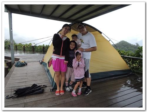 《幸福行‧環島》花蓮‧六十石山金針花海&彭大媽客家食堂露營區