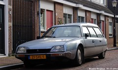 Citron CX 20 RE Familiale 1983 (XBXG) Tags: auto old france holland classic netherlands car station amsterdam vintage wagon french automobile break estate nederland citron cx voiture re 1983 frankrijk 20 import paysbas kombi ancienne familiale franaise stationcar citroncx stationwagen sidecode7 21svl1