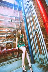 KUN_4542@ (螢幕花到) Tags: nikonafsnikkor1635mmf40gedvr nikon 1635mm f4 vr 1635 wideangle wide 広角 広角レンズ 廣角 portrait brunette beauty charming woman d3s taichung 臺中文化創意產業園區 中興大學 復古旗袍 歌德公主 retrocheongsam goetheprincess やけい 外拍 顏 人像写真 撮影 女の子 少女 美貌の 佳人の 上品 elegant 艶やか おしゃれ cute 綺麗 体のライン femalefeet 美腿 美しい脚 また 綺麗な足