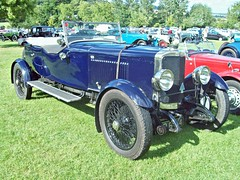 917 Sunbeam 3 litre Super Sport (1926) (robertknight16) Tags: 1920s british sunbeam lemans sportscar prescot coatetelan vo6414
