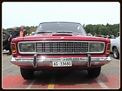 Ford Taunus 20M TS P7a, 1967 (v8dub) Tags: auto old classic ford car schweiz switzerland automobile suisse 7 automotive voiture m german 1967 oldtimer p 20 oldcar taunus collector wagen pkw klassik bleienbach worldcars