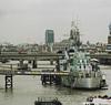 HMS BELFAST (B.e.D) Tags: city inglaterra viaje urban panorama london barco ship ciudad londres urbano londra reinounido panograph panografía hmsbelfst